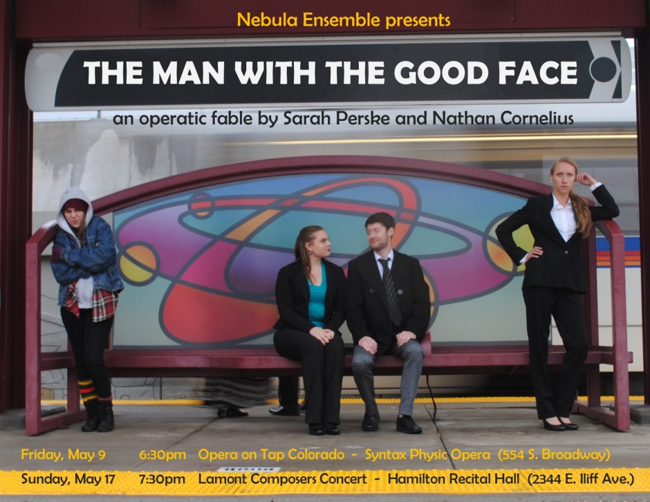 The Man with the Good Face poster